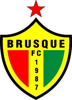 Escudo de BRUSQUE F.C. (BRASIL)