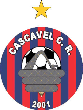 Escudo de CASCAVEL C.R. (BRASIL)