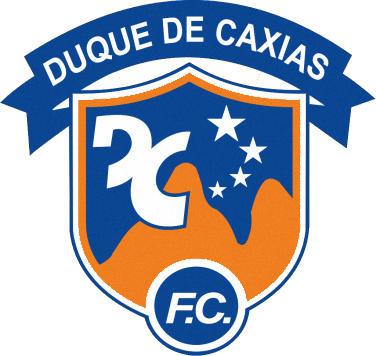 Escudo de DUQUE DE CAXIAS F.C. (BRASIL)
