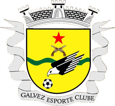 Escudo de GALVEZ E.C. (BRASIL)