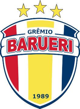 Escudo de GRÊMIO BARUERI F. (BRASIL)