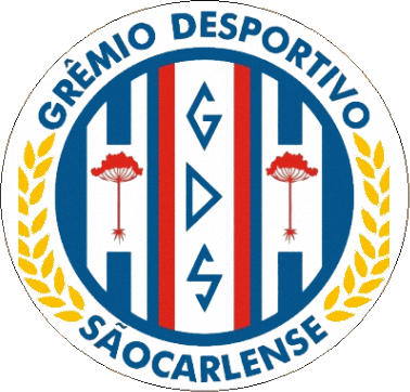 Escudo de GRÊMIO D. SAOCARLENSE (BRASIL)