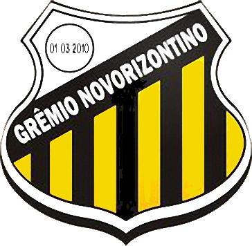 Escudo de GRÊMIO NOVORIZONTINO (BRASIL)
