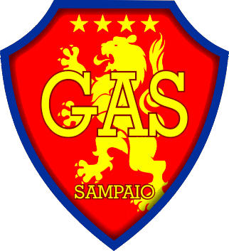 Escudo de GREMIO ATLÉTICO SAMPAIO (BRASIL)