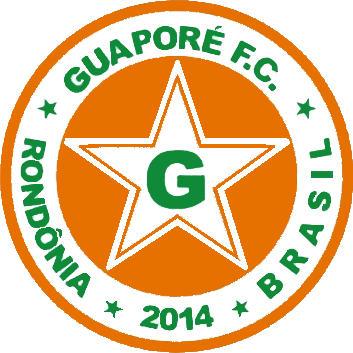 Escudo de GUAPORÉ F.C. (BRASIL)