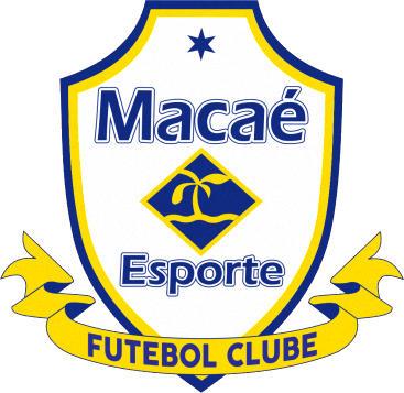 Escudo de MACAÉ ESPORTE F.C. (BRASIL)