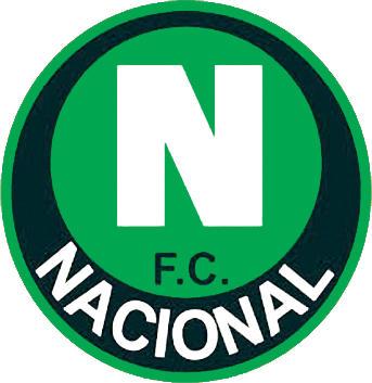 Escudo de NACIONAL F.C. (BRA) (BRASIL)