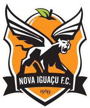 Escudo de NOVA IGUAÇU F.C. (BRASIL)