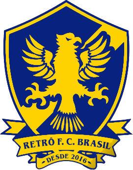 Escudo de RETRÔ FC BRASIL (BRASIL)