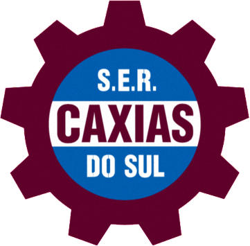 Escudo de S.E.R. CAXIAS DO SUL (BRASIL)