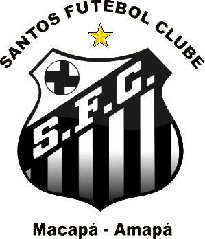 Escudo de SANTOS F.C. (MACAPÄ) (BRASIL)