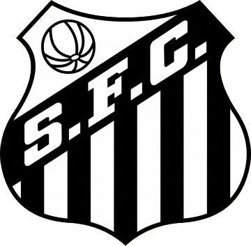 Escudo de SANTOS F.C. (BRASIL)