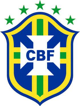 Escudo de SELECCIÓN BRASILEÑA (BRASIL)