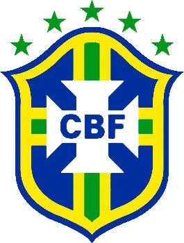 Escudo de SELECCIÓN DE BRASIL (BRASIL)