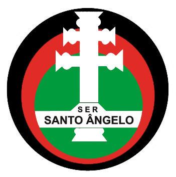 Escudo de SER SANTO ÂNGELO (BRASIL)