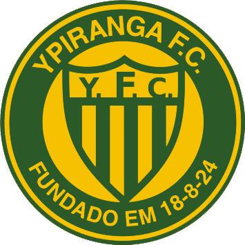 Escudo de YPIRANGA F.C. (BRASIL)