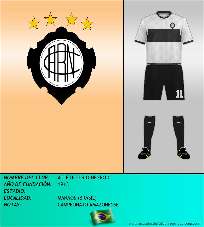 Escudo de ATLÉTICO RIO NEGRO C.