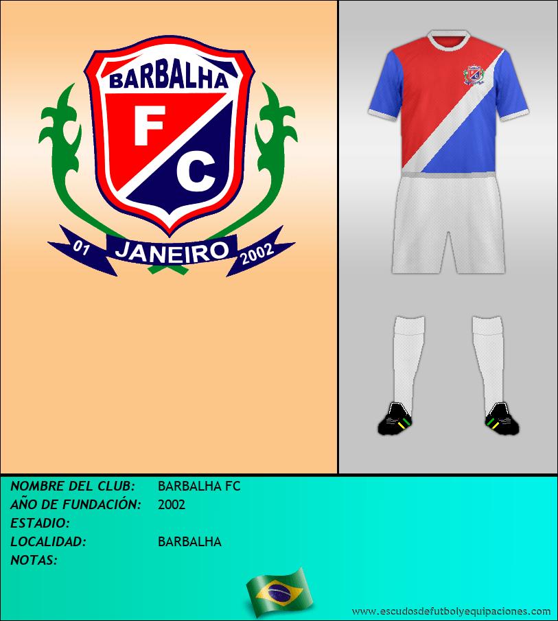 Escudo de BARBALHA FC