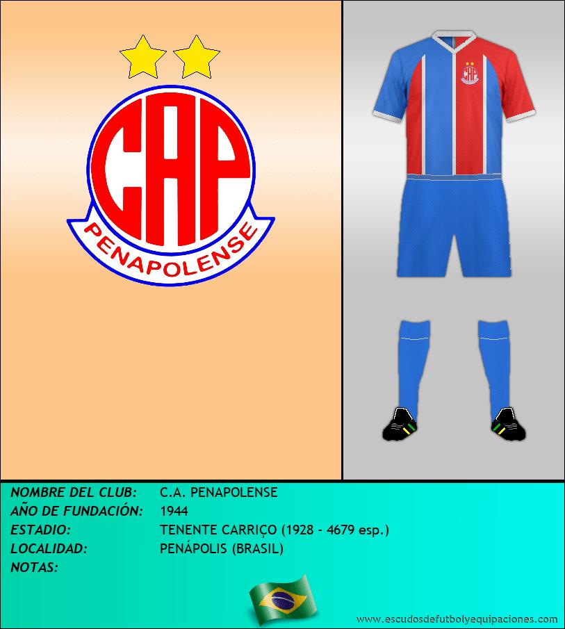 Escudo de C.A. PENAPOLENSE