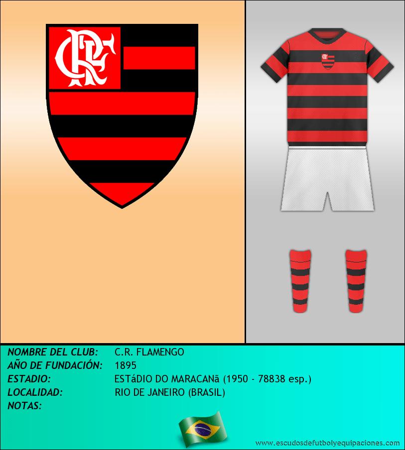 Escudo de C.R. FLAMENGO