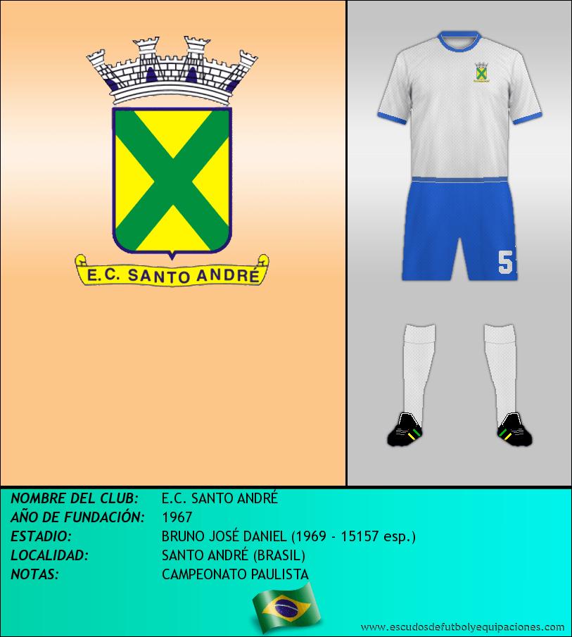Escudo de E.C. SANTO ANDRÉ