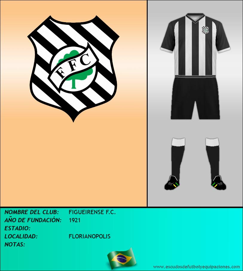 Escudo de FIGUEIRENSE F.C.