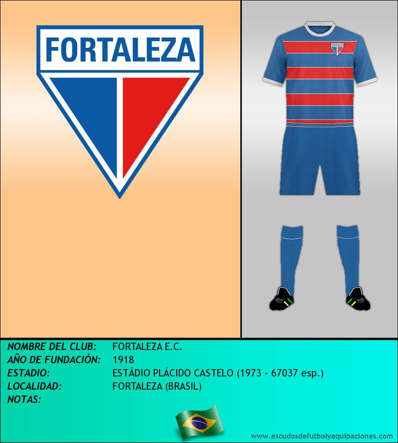 Escudo de FORTALEZA E.C.