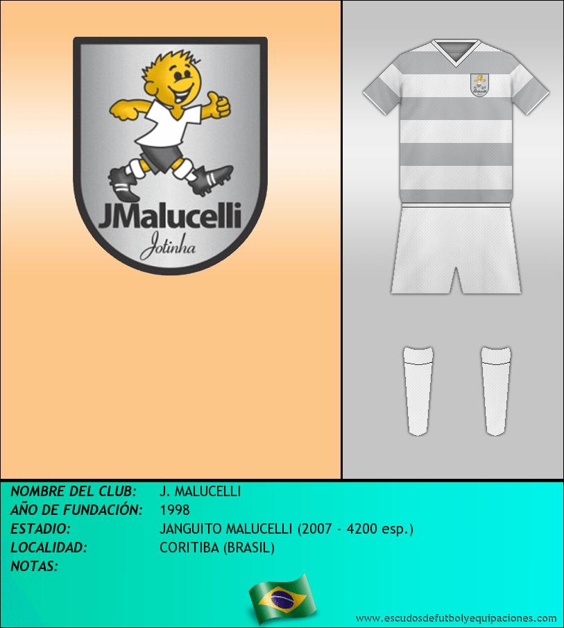 Escudo de J. MALUCELLI