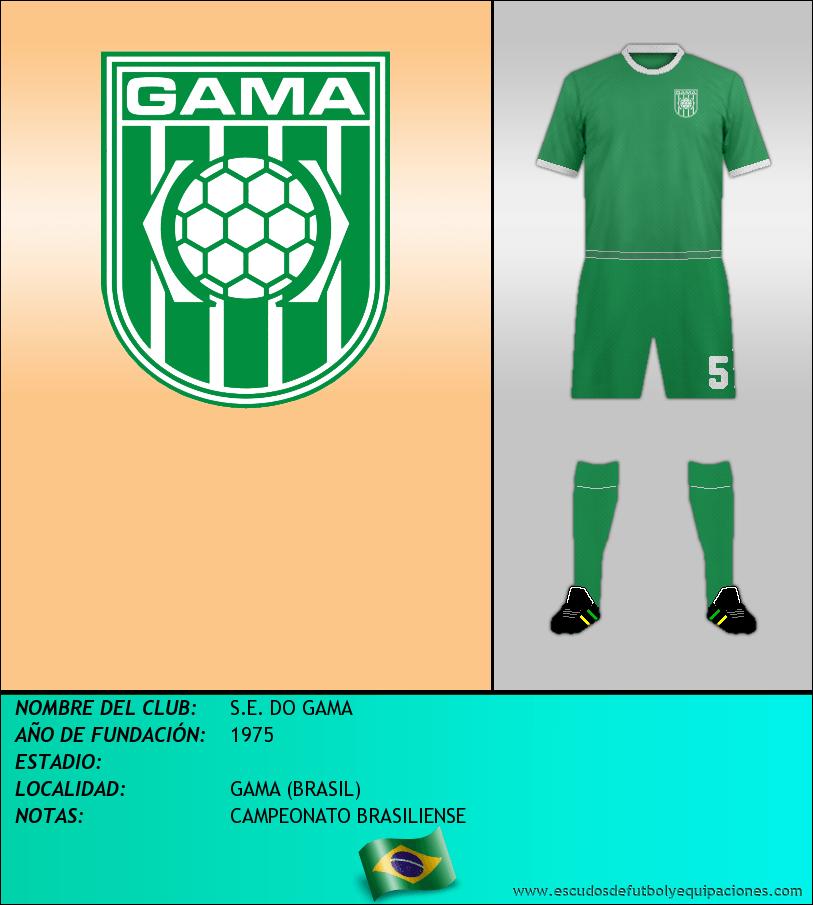 Escudo de S.E. DO GAMA