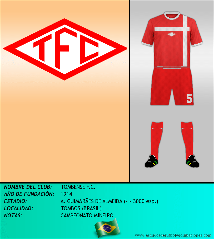 Escudo de TOMBENSE F.C.