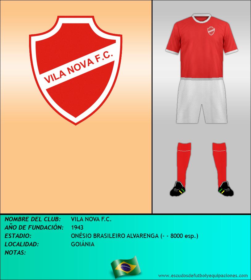 Escudo de VILA NOVA F.C.