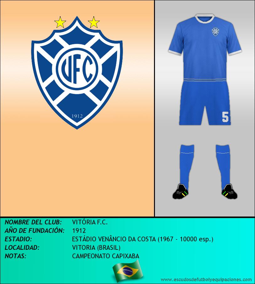 Escudo de VITÓRIA F.C.