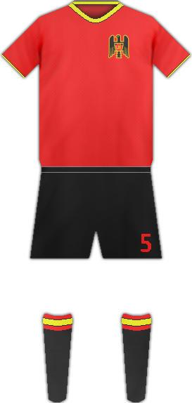 Camiseta C. UNION ESPAÑOLA