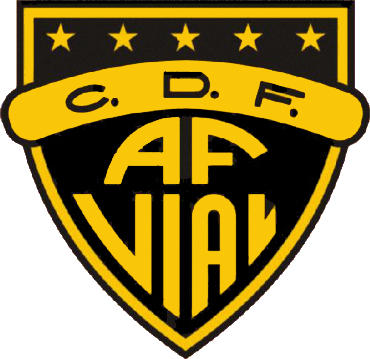 Escudo de C.C.D. ARTURO FERNANDEZ VIAL (CHILE)