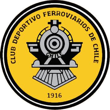 Escudo de C.D. FERROVIARIOS DE CHILE (CHILE)