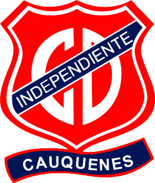 Escudo de C.D. INDEPENDIENTE DE CAUQUENES (CHILE)