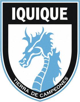 Escudo de C.D. IQUIQUE (CHILE)