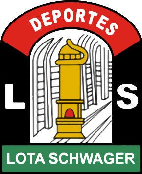 Escudo de DEPORTES LOTA SCHWAGER (CHILE)
