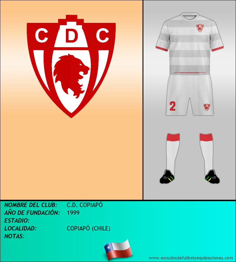 Escudo de C.D. COPIAPÓ