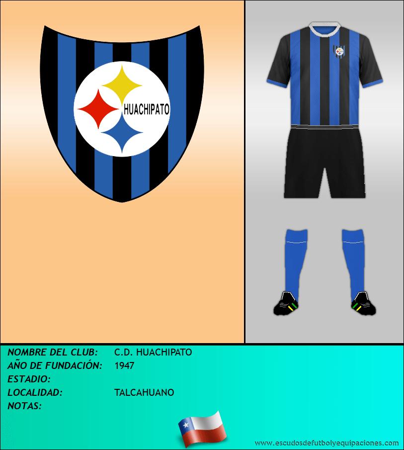 Escudo de C.D. HUACHIPATO