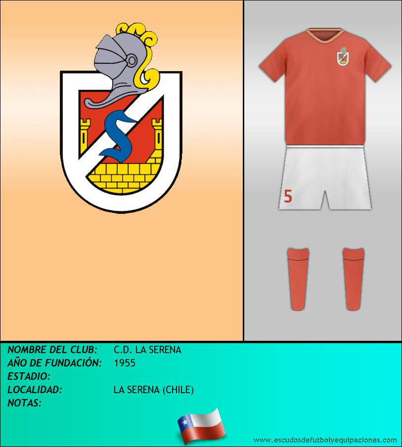 Escudo de C.D. LA SERENA