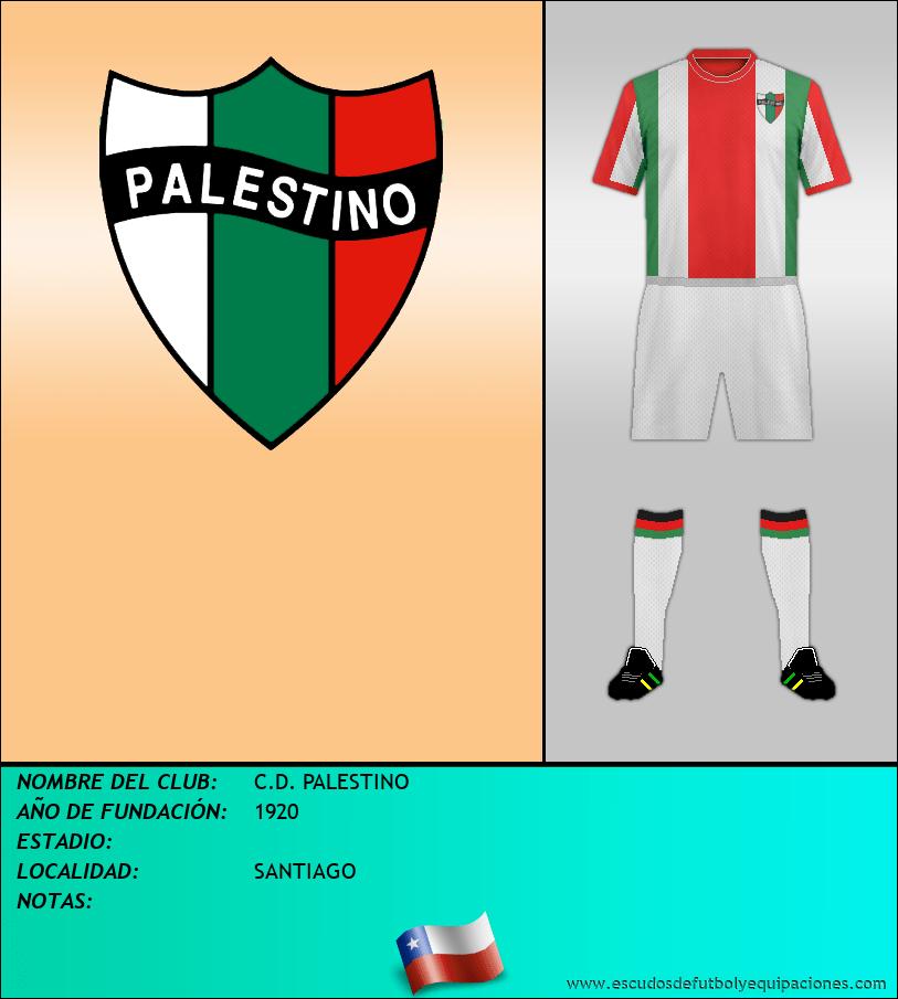 Escudo de C.D. PALESTINO