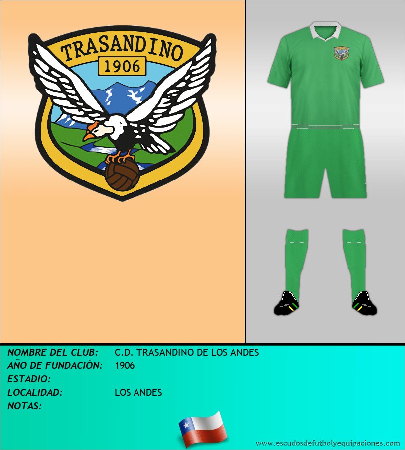 Escudo de C.D. TRASANDINO DE LOS ANDES