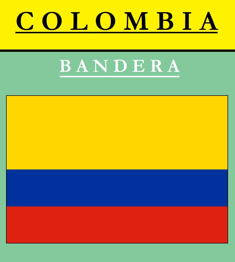Escudo de BANDERA DE COLOMBIA