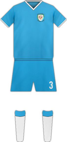 Equipación JAGUARES FC