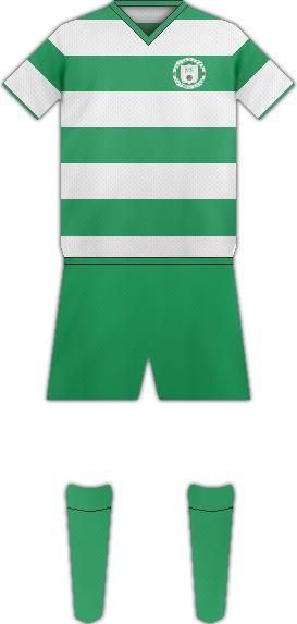Equipación VALLEDUPAR FC