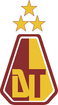 Escudo de C. DEPORTES TOLIMA (COLOMBIA)
