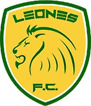 Escudo de LEONES FC (COLOMBIA)