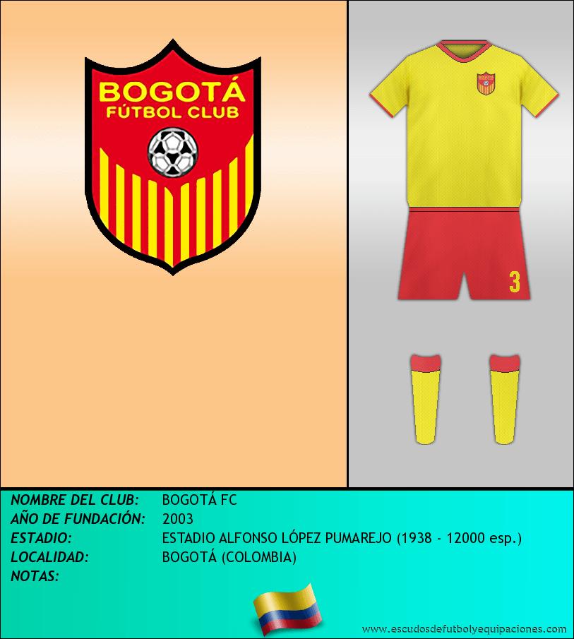 Escudo de BOGOTÁ FC