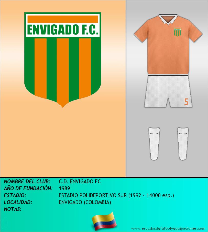 Escudo de C.D. ENVIGADO FC
